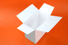 Open box stock image