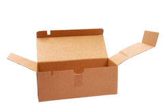 Open box Royalty Free Stock Photo
