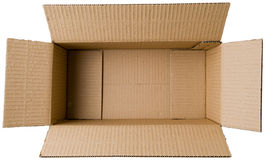 Open box Royalty Free Stock Photos