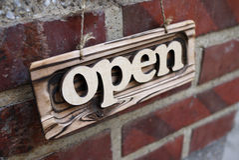 Open brand Stock Photos