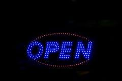 Open Stock Image
