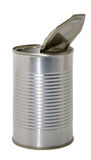 Open can Stock Image