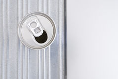 Open can Royalty Free Stock Image