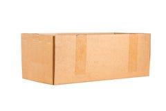 Open cardboard box Stock Image