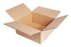An open carton Stock Photography