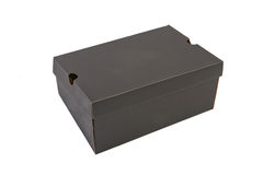 Open carton box Stock Images