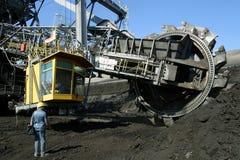 Open- cast mining Stock Photos