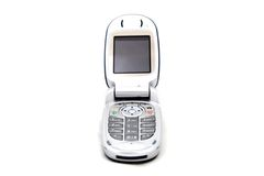 Open Cell Phone Royalty Free Stock Image