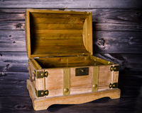 Open Chest Treasure Chest Stock Photography