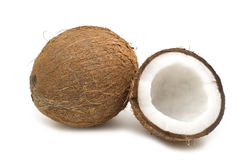 Open coconut Stock Photos