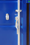 Open Container Latch Royalty Free Stock Photo