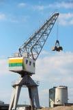 Open crane Royalty Free Stock Photos