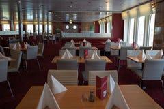 Open dag op de Geest van veerbootstena. Royalty-vrije Stock Foto