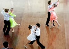 Open Dance Sport festival Stock Photography