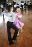 Open Dance Sport festival Stock Image
