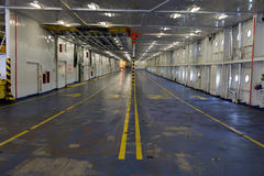Open day on the ferry Stena Spirit. Stock Photography