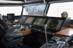 Open day on the ferry Stena Spirit. Stock Photos