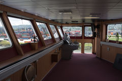 Open day on the ferry Stena Spirit. Royalty Free Stock Image