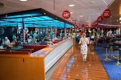 Open day on the ferry Stena Spirit. Stock Photo