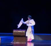 "Open de doos--jiangxi opera""four dromen van linchuan† Stock Foto's"