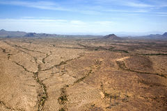 Open Desert near Phoenix Stock Photos