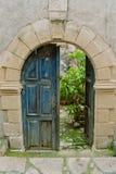 Open deur Royalty-vrije Stock Foto