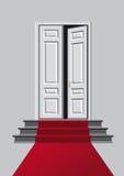 The open door Royalty Free Stock Photo