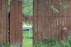 Open the door Royalty Free Stock Image