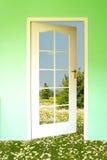The  open door Stock Photos
