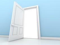 Open the door Stock Photos