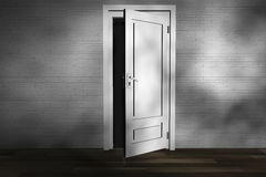 An open door Stock Photos