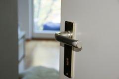 Open door. A photo of an open door royalty free stock photo