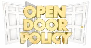 Open Door Welcome Clipart open door policy stock illustrations – 23 open door policy stock