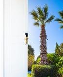 Open door to the sky Stock Photos