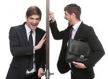 Open the door! Stock Images