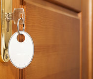Free Open Door With Key Royalty Free Stock Image - 34475746