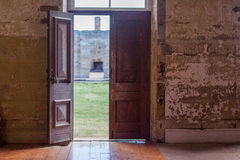 Open doors Royalty Free Stock Images