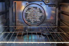 Open electric ovens Royalty Free Stock Images