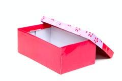 Open Empty box Stock Photo