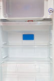 Open empty refrigerator Royalty Free Stock Photo