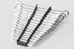 Open end spanners Royalty Free Stock Photos