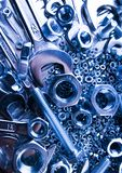 Open end wrench Royalty Free Stock Photography