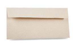 Open envelope Stock Photography