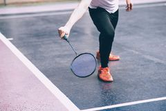 An open exercise for health. stock images