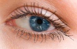 Open eye Stock Image