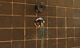 Open faucet Royalty Free Stock Photos
