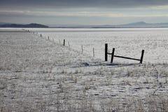 Free Open Field Fence Stock Photo - 68590800
