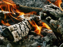 Open fire Royalty Free Stock Images