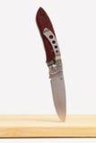 Open flick-knife Stock Foto