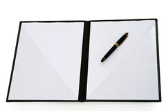 Open folder Stock Photography